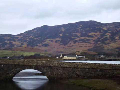 Isle Of Sky - Oban - Glencoe - Music Dun Ringill By Jethro Tull -