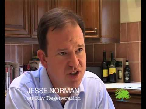Jesse Norman on Regeneration