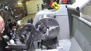 Отрезной резец на токарный станок MML1830