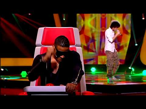 "Ricardo Costa - ""Redemption Song"" Bob Marley - Prova Cega - The Voice Portugal - Season 2"
