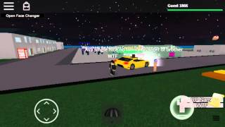 Being A Guest in Roblox