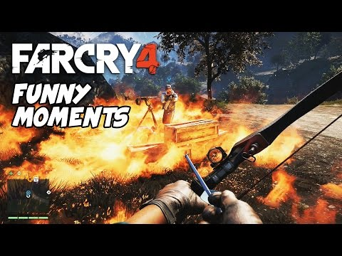 Full download far cry 4 funny moments 1 wolf attack for Tiger strike fish game cheats