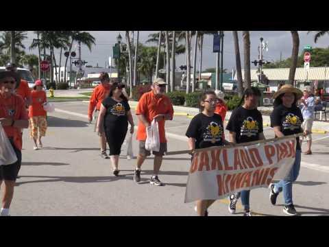 Parade 60th Youth Day Oakland Park, FL 2017 UHD (4K)