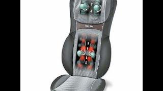Hướng dẫn sử dụng nệm massage Beurer MG155 - MG200 - MG295