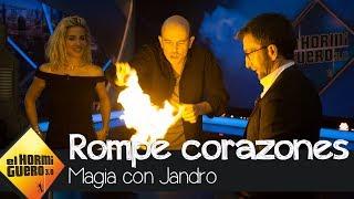 El sorprendente truco de magia de Jandro - El Hormiguero 3.0