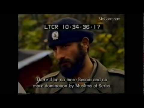 Russian Writer Shooting at Sarajevo