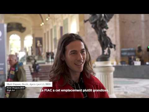 FIAC PROJECTS 2019 : MATT COPSON