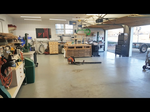 Shop Tour February 2017 - The Alabama Woodworker