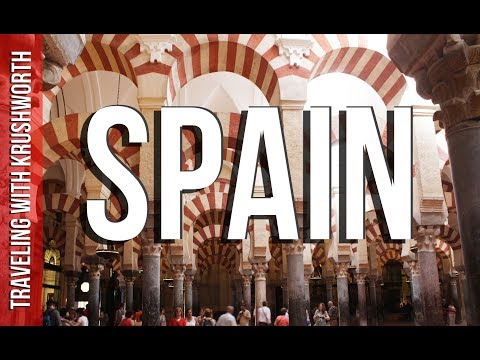 Top things to do Madrid, Cordoba, Seville (Spain) | travel video guide