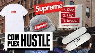 Supreme Secrets: A Step by Step Guide To Getting Rich By Selling Streetwear