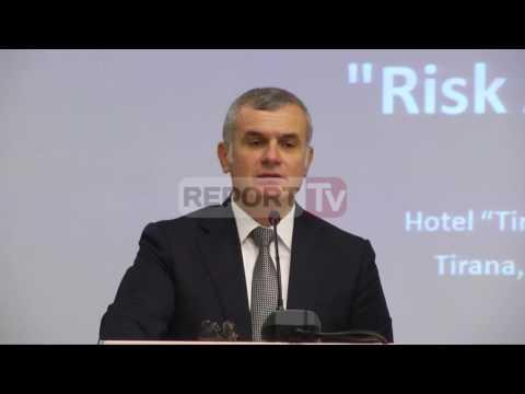 Report TV - Konferenca e KLSH, Leskaj: Rënia e eksporteve dhe korrupsioni, risk