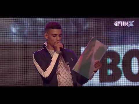 FunX  Awards  - BEST : BOEF - HABIBA