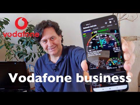 Sim Vodafone business: un'analisi tecnica (speed test, nperf, traceroute)