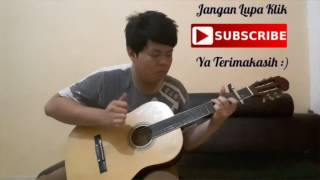 Gambar cover (Gaby) Tinggal Kenangan - Edy Fingerstyle / Arr.Nathan Fingerstyle
