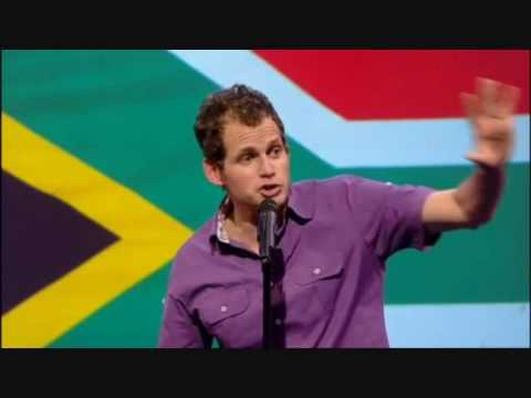 Mock The Week - Xhosa Football Commentary