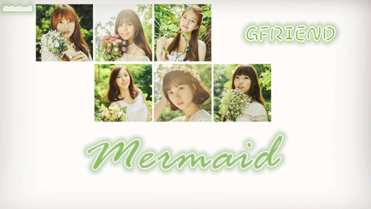 【認聲版+中字】GFRIEND (여자친구) - Mermaid