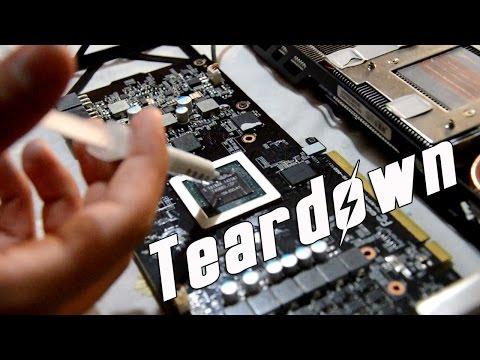 Gtx 970 Gigabyte G1 Teardown/Thermal grease replace