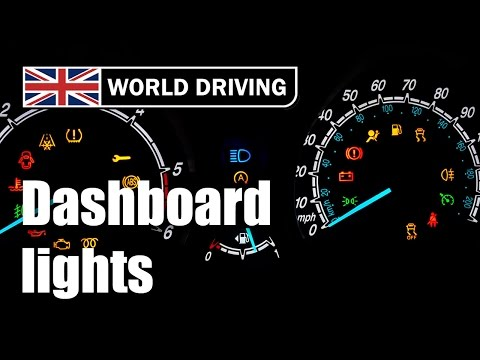 Dashboard Warning Lights And Indicators