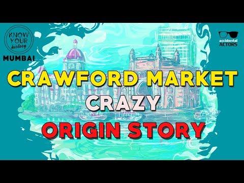 Mumbai's Crawford Market's crazy origin story| Know Your History : Mumbai | S01E06