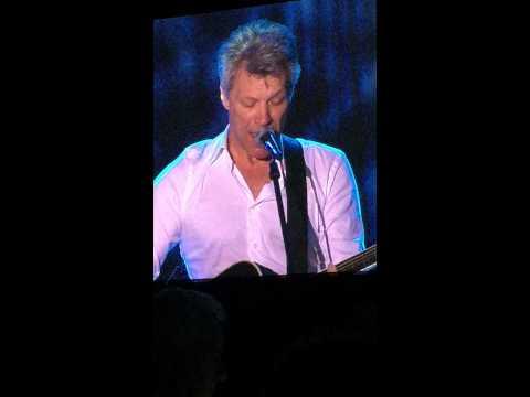Jon Bon Jovi- Never Say Goodbye- Bahamas May 2015 By JBJ Wildflower