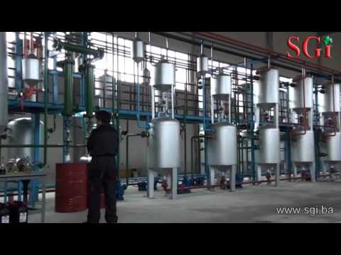 SGI d.o.o. - Sarajevo, BiH - Recycling waste tyres into diesel