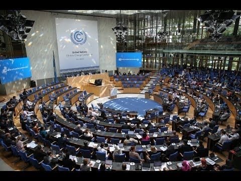 LIVE From BONN - COP23 UN Convention On Climate Change