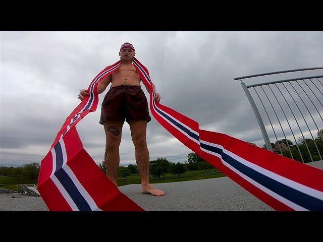 DØDSER NORGE FRA ØST TIL VEST I VLOG 19