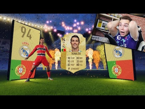 TRAFIŁEM CRISTIANO RONALDO!!! | FIFA 18