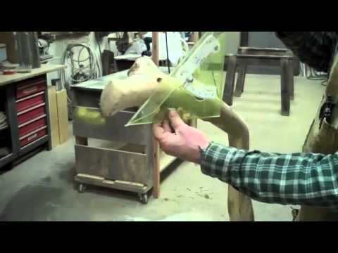 Making the End Tables - the Short Version