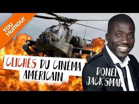 DONEL JACK'SMAN - Clichés du cinéma américain