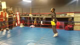 O.G James Gordon fight week