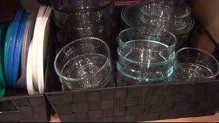 Kitchen Cupboards Organization - Part I
