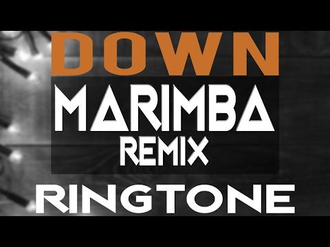 Down Marimba Remix Ringtone