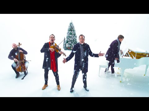 Linford - Christmas Is (Official Music Video)