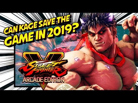 Is Street Fighter V Arcade Edition Dead In 2019