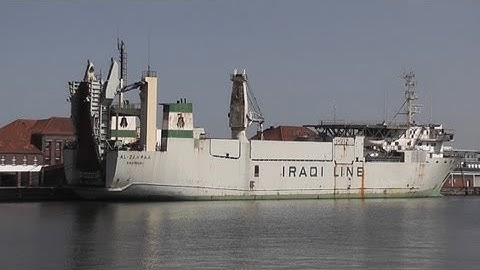 Das Schicksal der AL-ZAHRAA - 21 Jahre in Bremerhaven