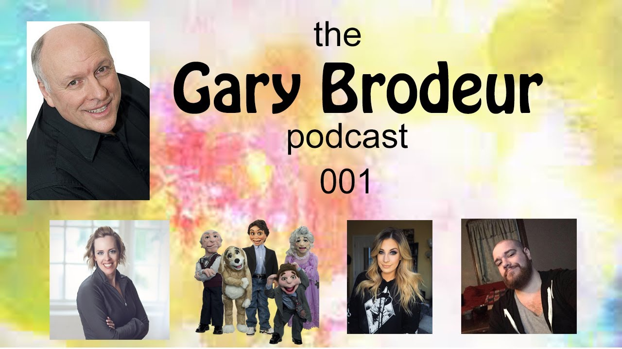 GARY BRODEUR PODCAST 001