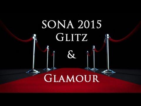 State of the Nation Address (SONA) 2015 Glitz & Glamour