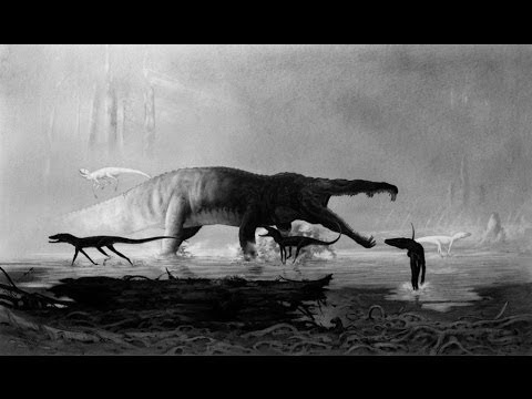 Prehistoric News : Triassic Swamp Monsters