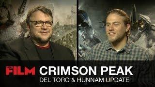 Crimson Peak Update: Guillermo Del Toro & Charlie Hunnam Talk