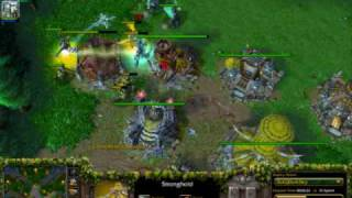 Warcraft III: The Frozen Throne, SoG]DarkSky video compilation