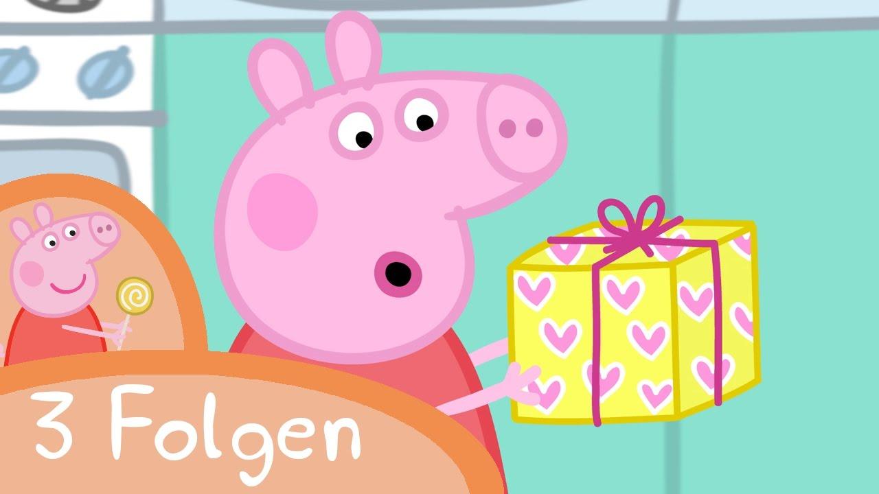 Download Peppa Wutz   Lasst uns feiern! - Zusammenschnitt   Peppa Pig Wutz   Cartoons für Kinder