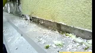 Ремонт затекания козырька на балконе(, 2013-11-19T12:58:34.000Z)