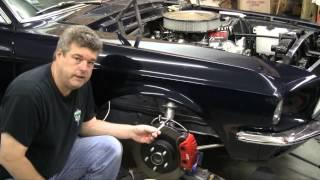 Episode 92 Picking Wheels, Tires Plus make your own wheel offset gauge Autorestomod