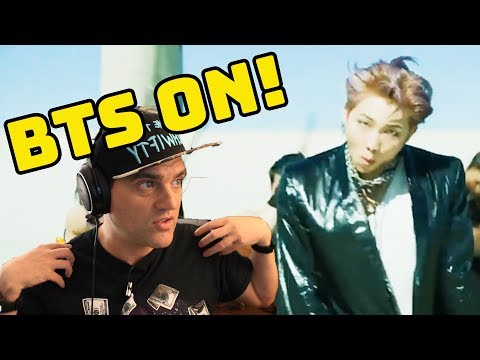 BTS  'ON' Kinetic Manifesto Film : Come Prima (Reaction)    (방탄소년단) // Musician Reacts