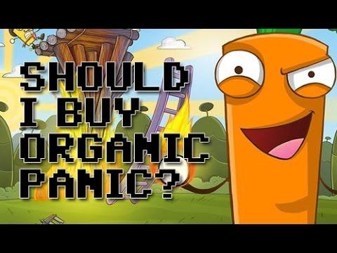 Should I Buy Organic Panic? (w/ Grace Sin of Last Limb Games)