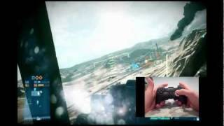 How To Fly Helicopters In Battlefield 3 (Beginner's Guide!)
