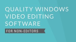 Filmora Video Editor -- The Best Video Editing Software for Beginners thumbnail