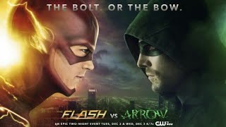 The Flash || Hindi Dubbed || Tv Series || Flash Vs Arrow || On Rishtey Cineplex