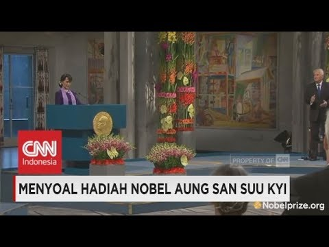 Menyoal Hadiah Nobel Aung San Suu Kyi